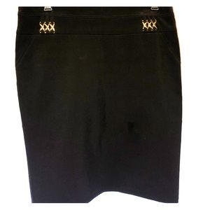 Bought in EUROPE! M/L NAVY pencil skirt.